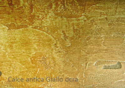 02 Calce antica Ocra