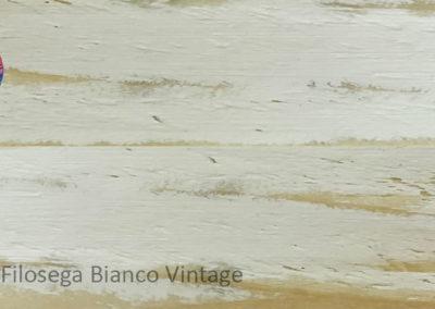 10 Filosega Bianco vintage