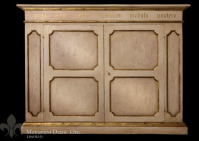 10 Monastero Decor Oro