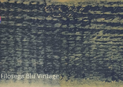11 Filosega Blu vintage