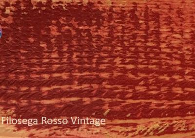 12 Filosega Rosso vintage