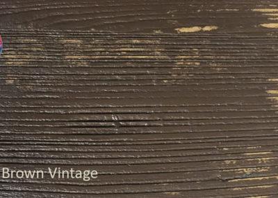 16c  Brown vintage