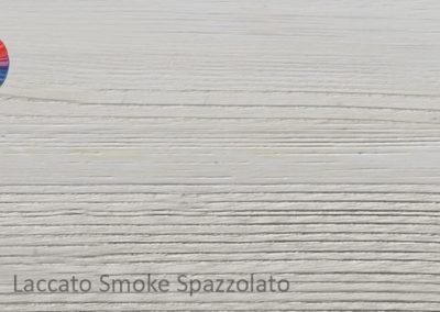 25 Laccato smoke spazzolato