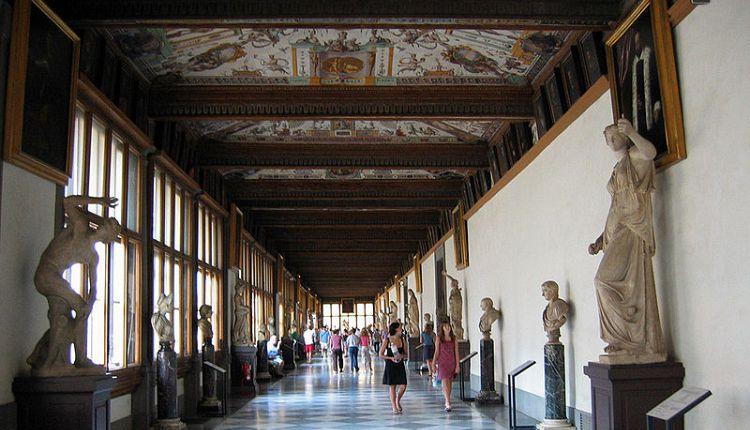 Galleria degli Uffizzi Firenze